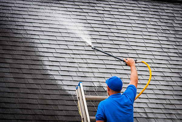 Sonic Roof Cleaning